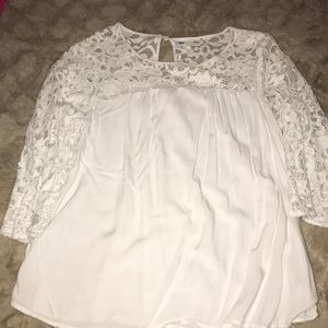 Lace top‼️